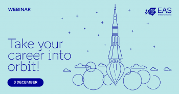 Take your career into orbit! How to launch a successful career in the space domain