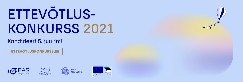 ettevõtlus konkurss 2021