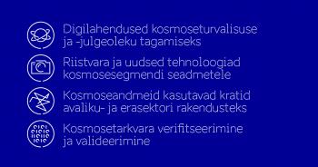 Euroopa Kosmoseagentuuri ideekorje infopäev
